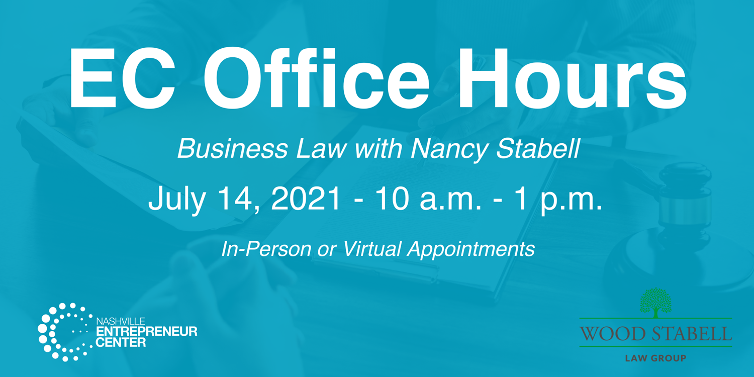 OFFICE HOURS: Business Law w/ Nancy Stabell