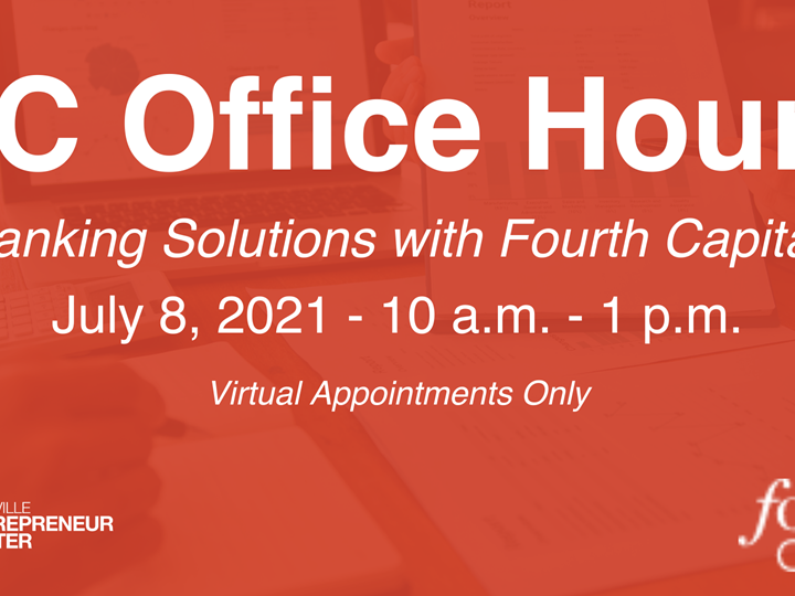 OFFICE HOURS: Banking Solutions w/ Fourth Capital
