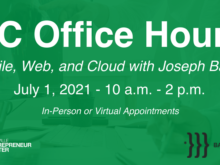 OFFICE HOURS: Mobile, Web, and Cloud w/ Joseph Banta