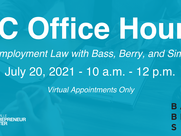 OFFICE HOURS: Employment/Labor Law w/ Bass Berry & Sims