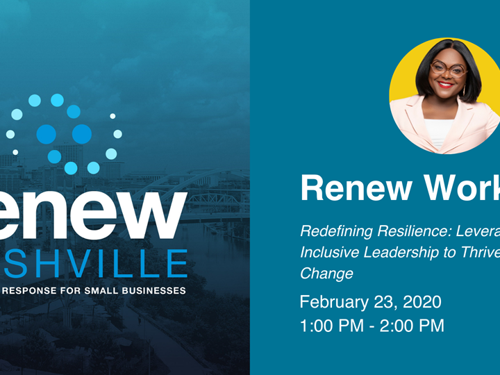 Redefining Resilience: Leveraging Inclusive Leadership to Thrive Through Change